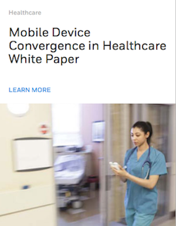 Mobile Device Convergence in Healthcare - Scan Technology